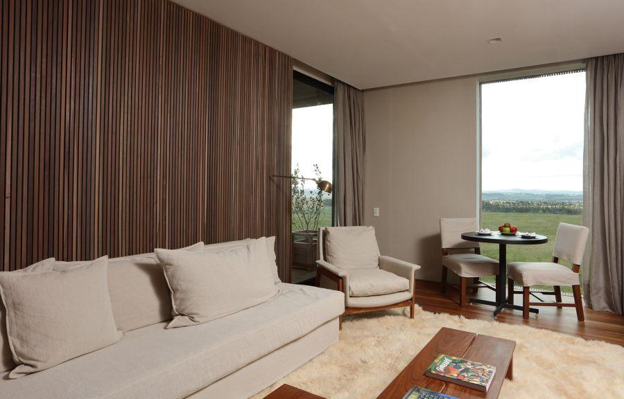 Suite del hotel Fasano