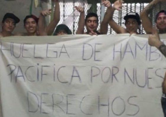 Cárceles provincia de Buenos Aires huelga de hambre