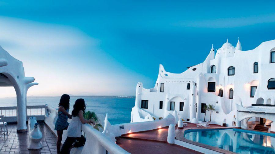 Punta del Este es un ícono turístico de Uruguay.