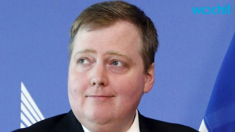 Sigmundur David Gunnlaugsson, fue el primer dirigente que renunció a su cargo tras los Panamá Papers