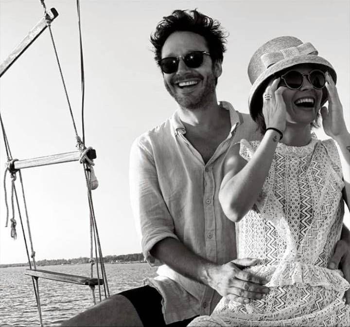 Benjamín Vicuña compartió románticas fotos con la China Suárez