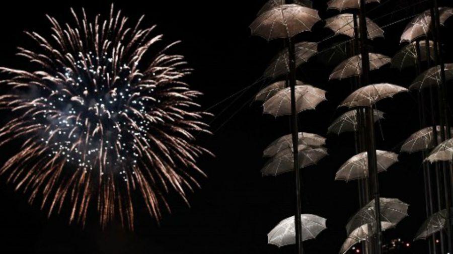 Año nuevo en grecia