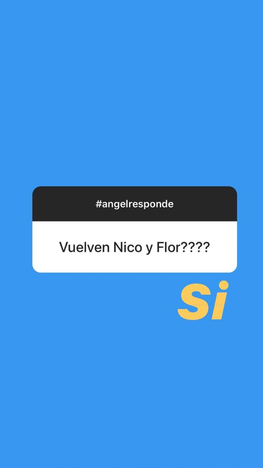 Flor Vigna y Nico Occhiato, cada vez más cerca: Ángel de Brito habló de la reconciliación