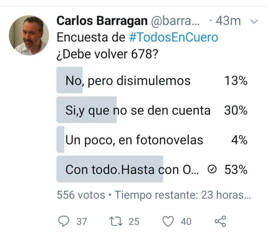 Encuesta de Barragán