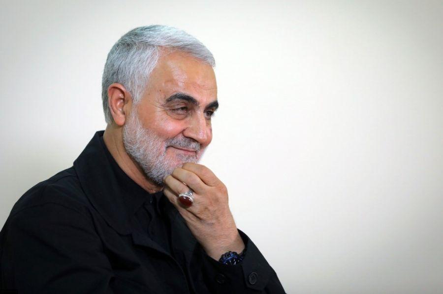 Qassem Soleimani, Jefe de la Fuerza Qods de los Guardianes de la Revolución