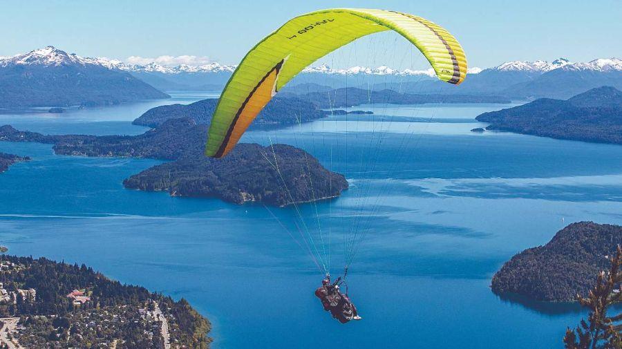 Bariloche se luce en el verano con propuestas para todos los gustos