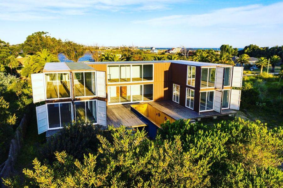 Eco viviendas
