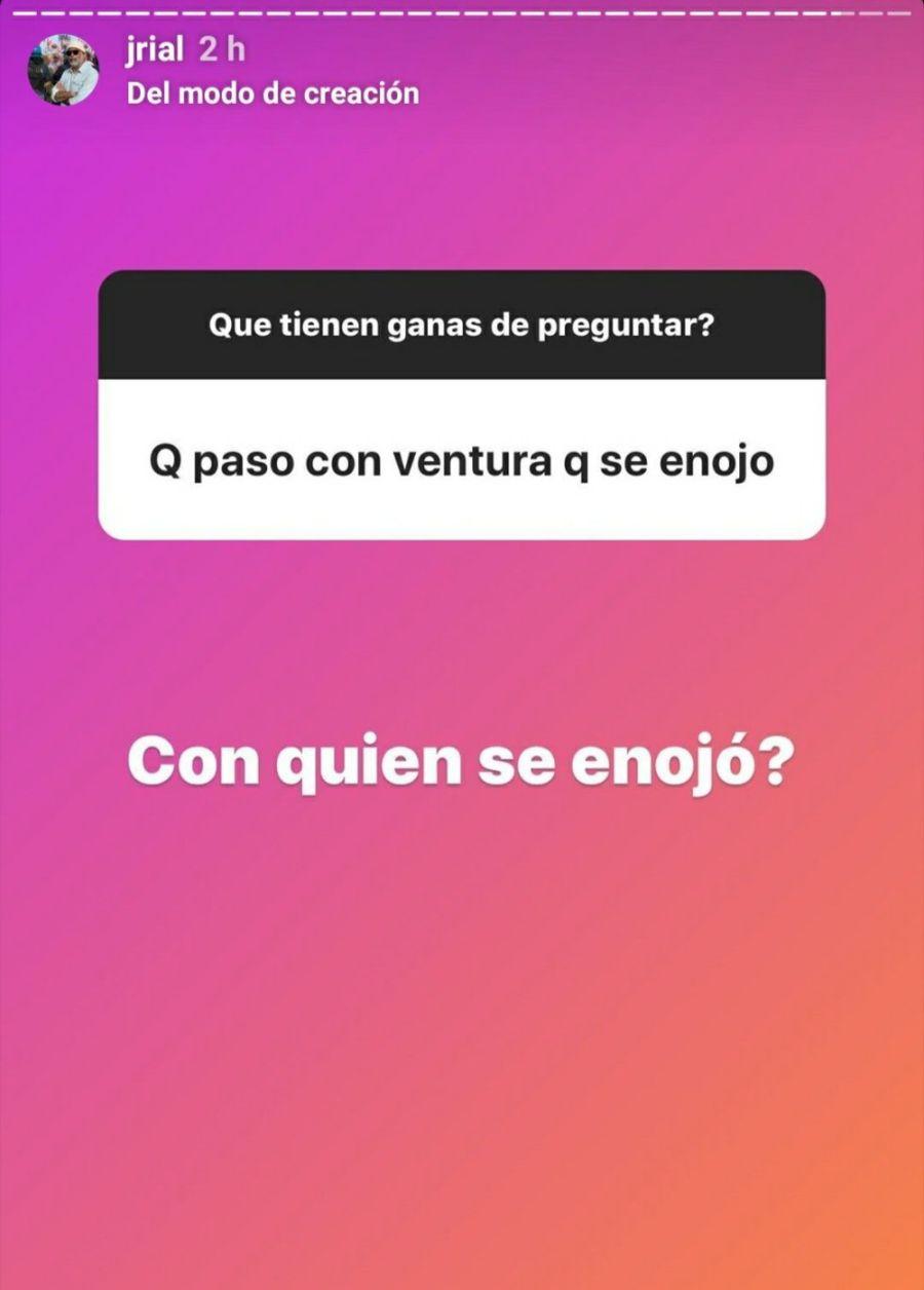 El lapidario comentario de Jorge Rial contra Luis Ventura
