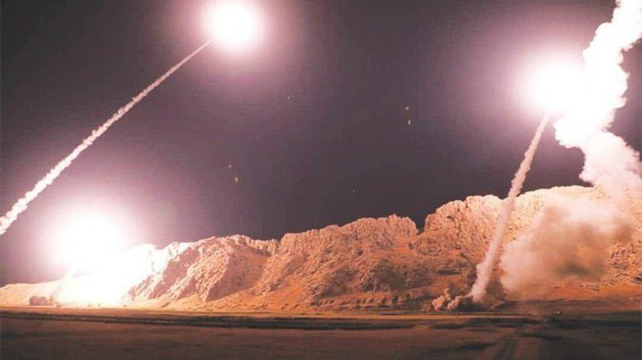 ataque iran irak