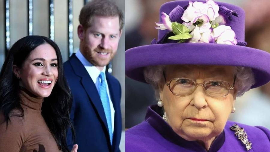 Está todo mal: la respuesta de la reina Isabel al anuncio de Harry y Meghan