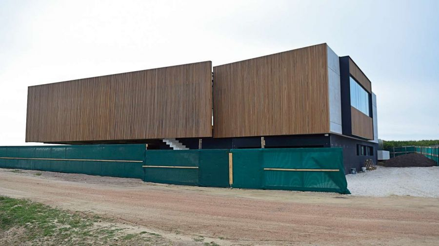 Nueva casa de Adrián Suar en Punta del Este
