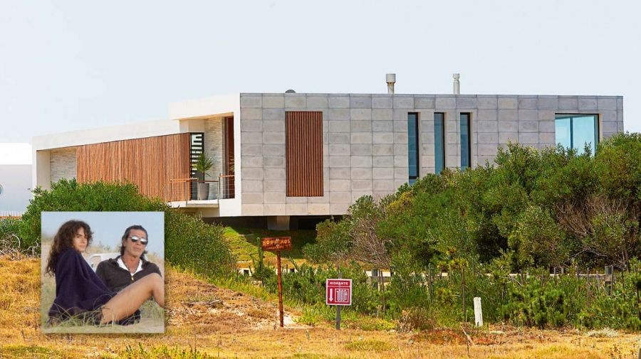Nueva casa de Nicolás Repetto en Punta del Este