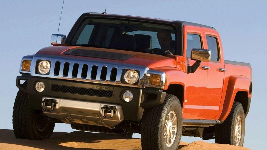 Hummer pick-up