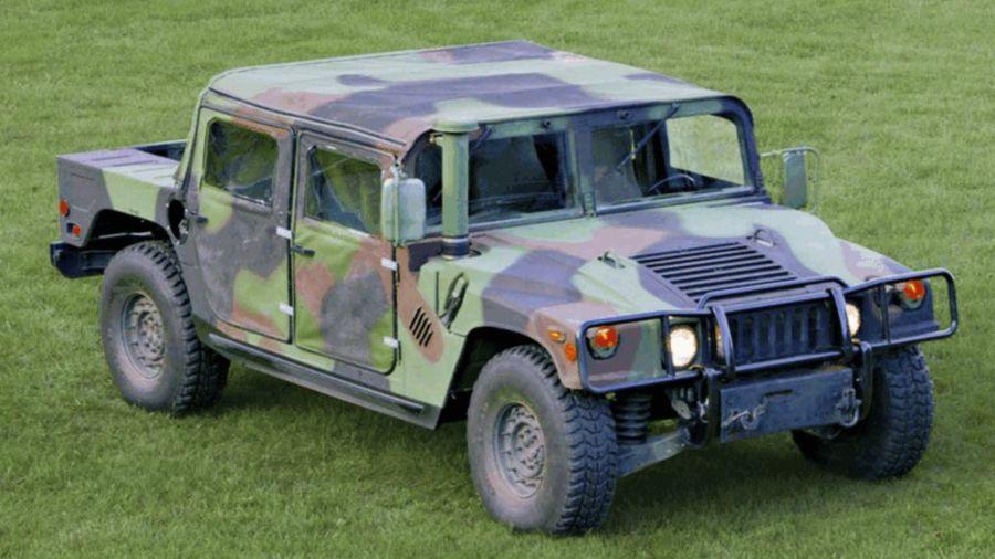 Pick-up Hummer (militar 1984)