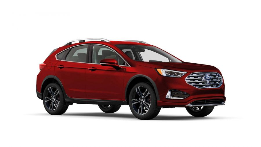 SUV Ford Mondeo