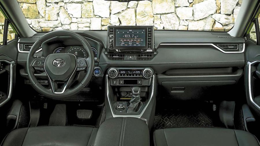 Comparativo / Toyota RAV4 HV Limited AWD / Volkswagen Tiguan Allspace 2.0 Highline 4Motion
