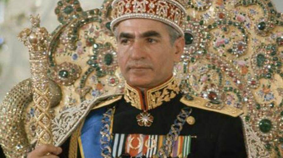 familia real de iran