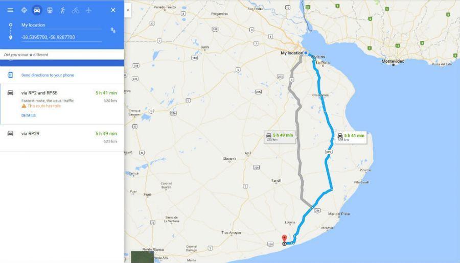 Mapa instructivo 2