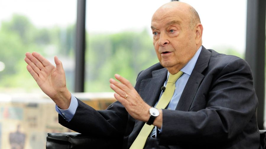 Domingo Cavallo, ex ministro de Economía argentino.