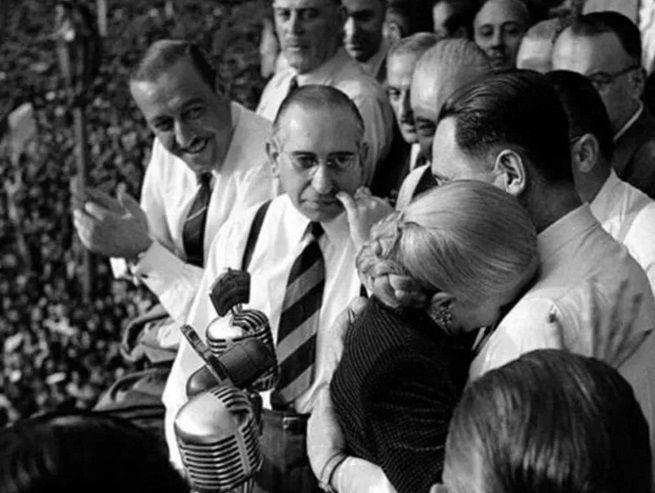 Perón y Evita
