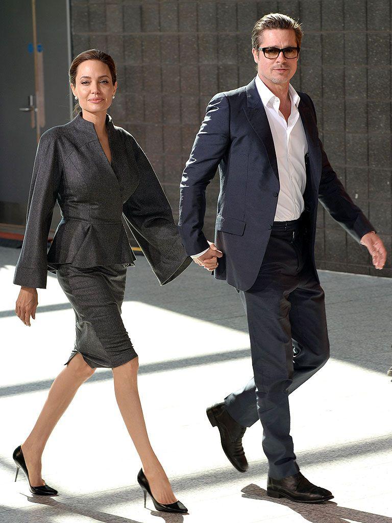 Brad Pitt y Angelina Jolie, se conocieron rodando una Película y despertó el divorcio con Aniston.