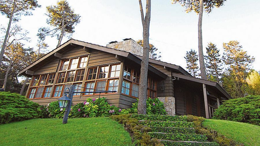 Casa de familia Yabrán
