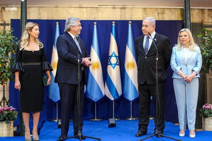 Fabiola Yáñez deslumbró en su tercera aparición en Israel