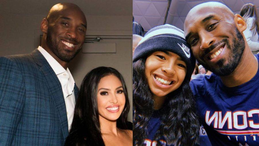 Así fue el momento en el que la esposa de Kobe Bryant, Vanessa, se enteró de su muerte