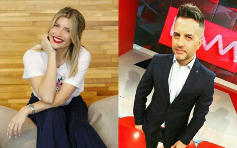 Laurita Fernández y Ángel de Brito apuestan a hacer TV juntos