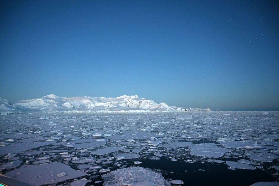 antartida cambio climatico afp