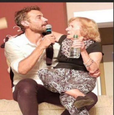 Aparece una foto de Peter con otra mujer: la reacción de Paula Chaves