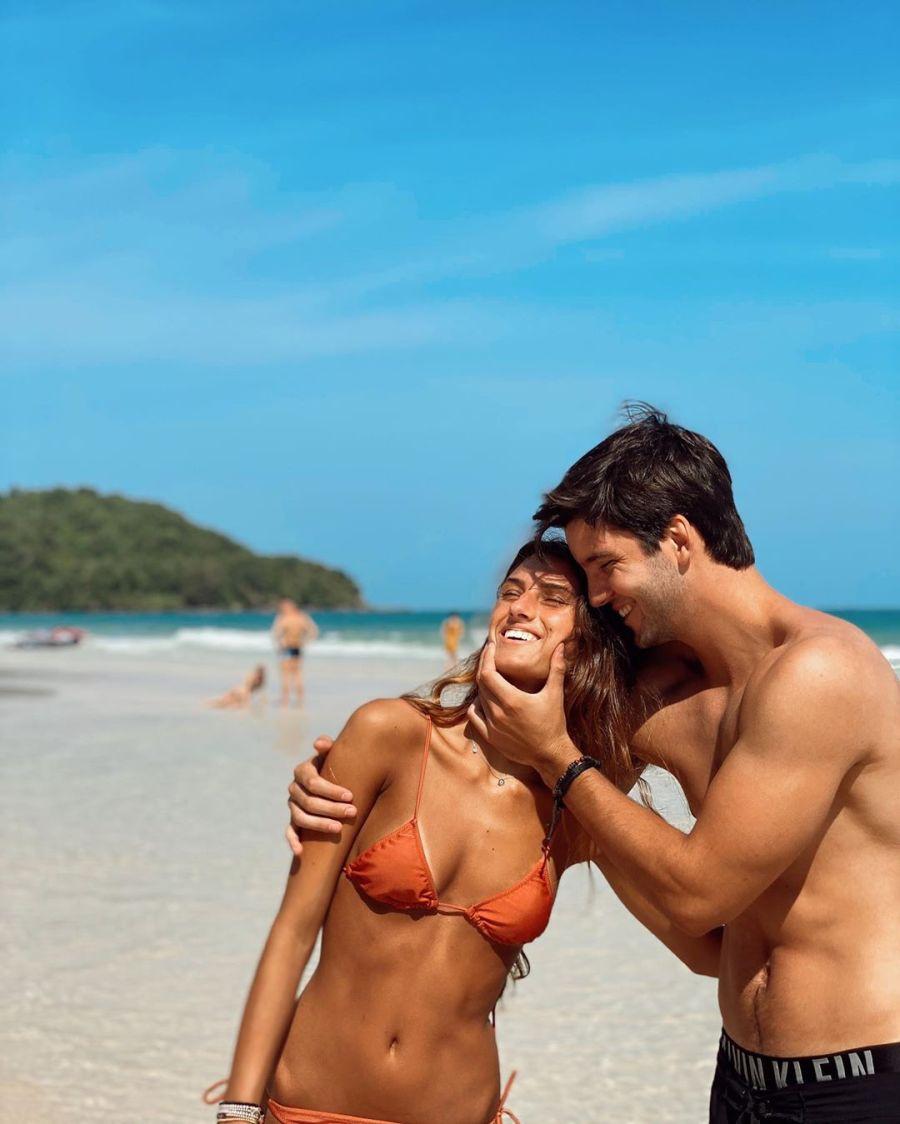 Las excéntricas vacaciones de Lola Latorre y su novio en Vietnam