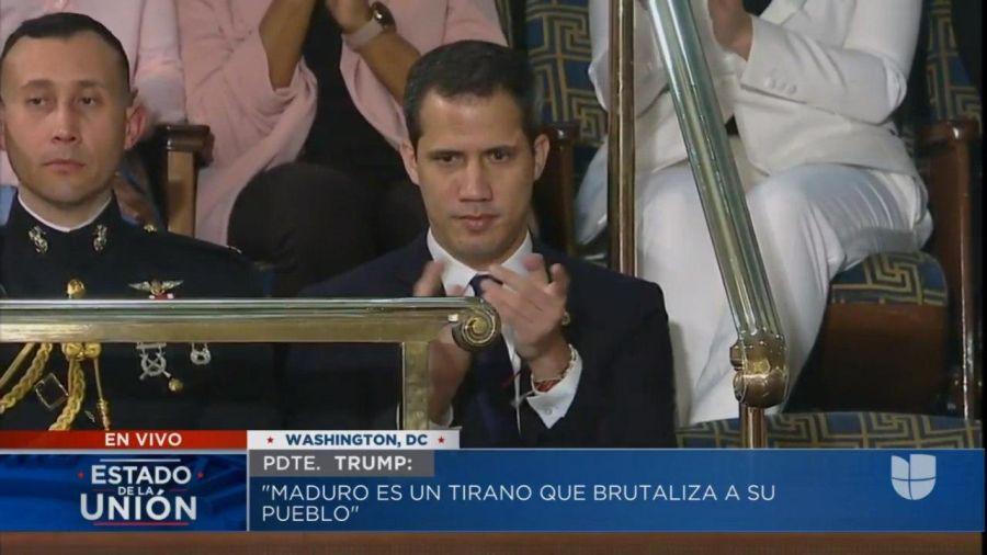 Juan Guaidó washington