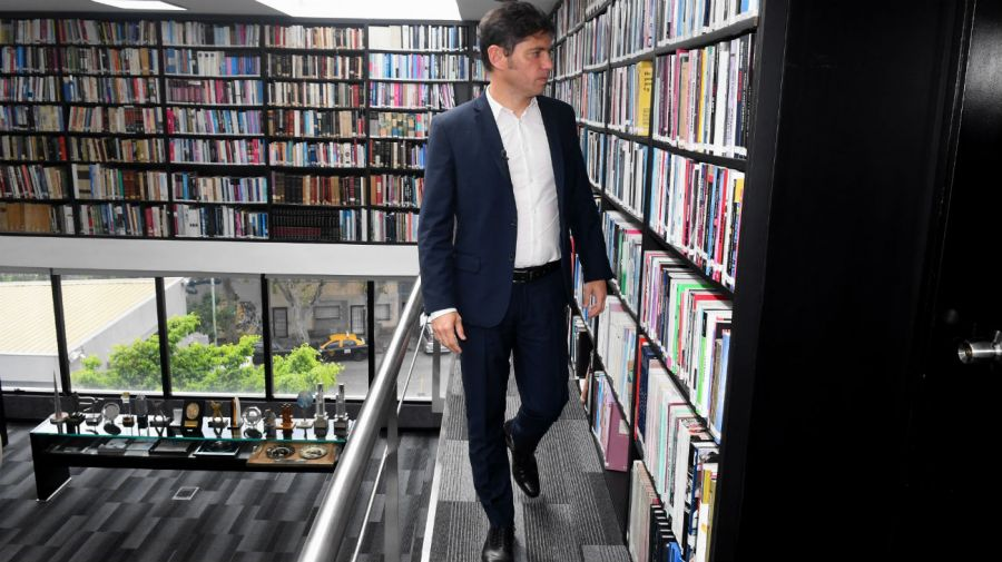 entrevista periodismo puro axel kicillof 20200208