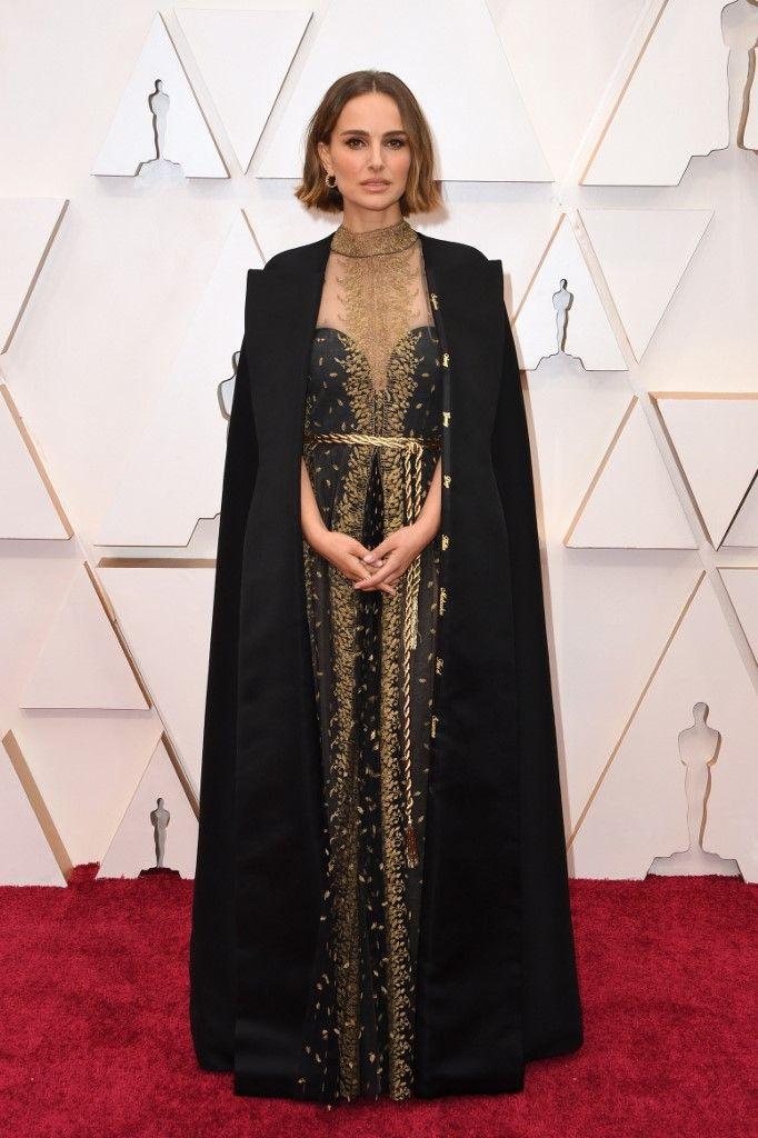Oscar 2020: Natalie Portman impactó con una singular protesta contra la Academia