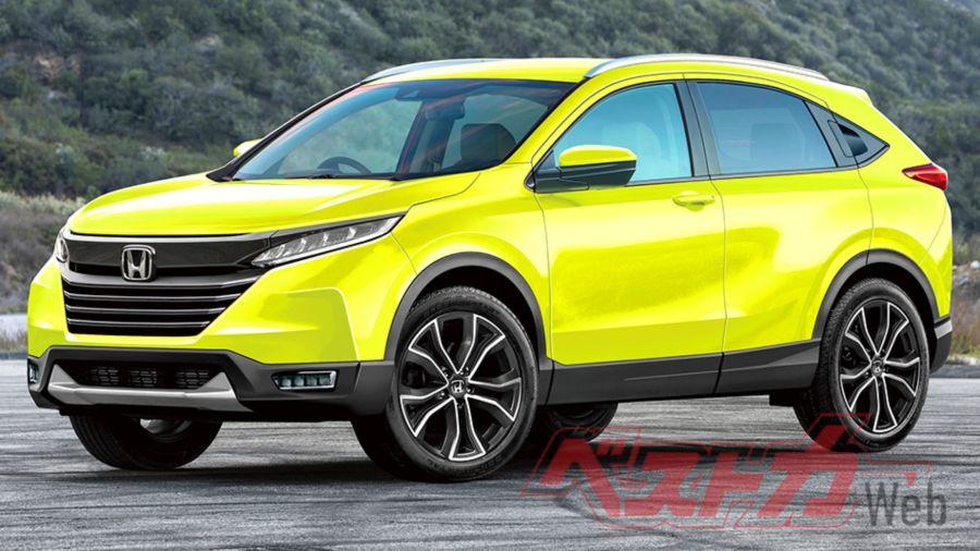 Nueva generación Honda HR-V