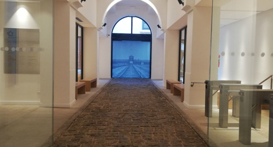 Holocaust Museum of Buenos Aires Re-Opens
