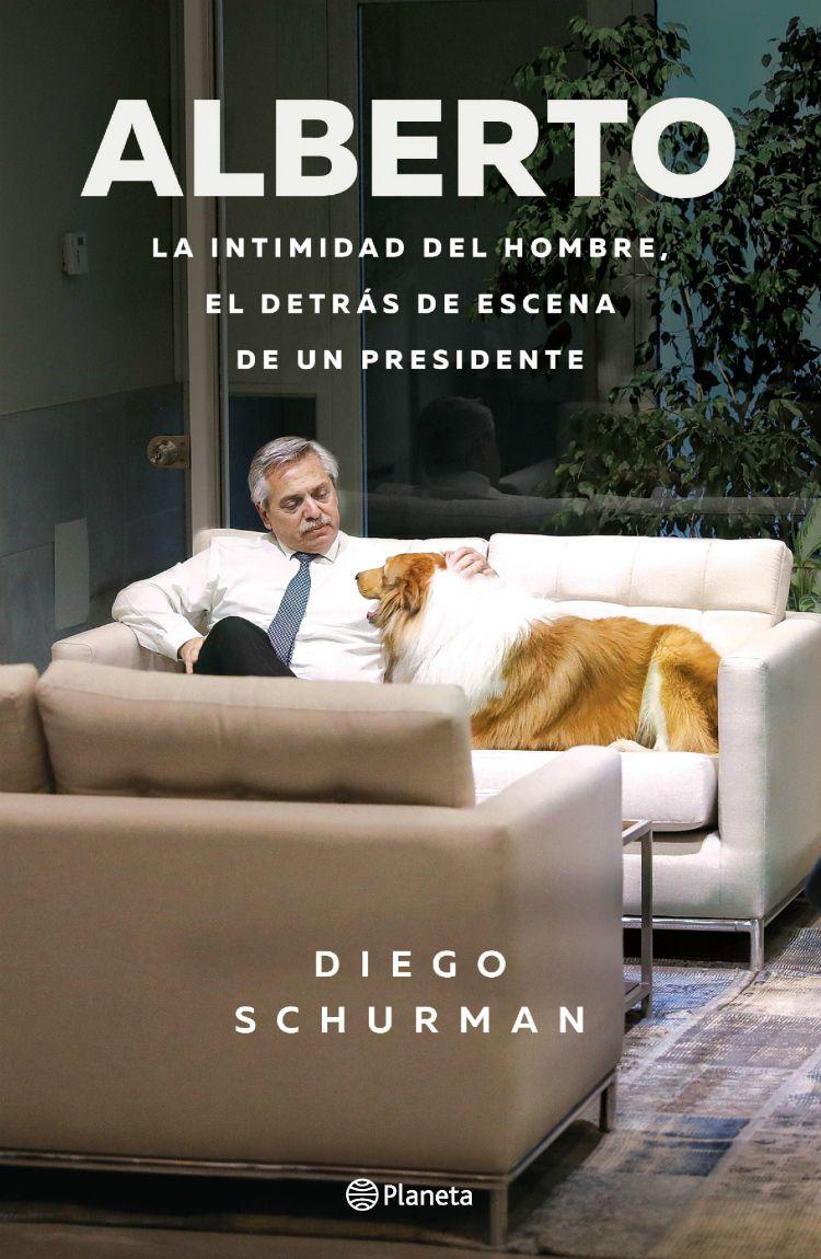 Libro Alberto, por Diego Schurman.