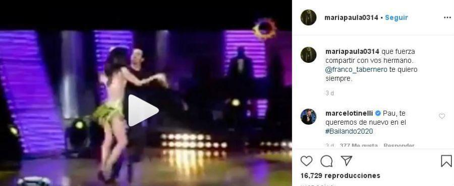 Marcelo Tinelli convocó a una de sus ex mujeres al Bailando