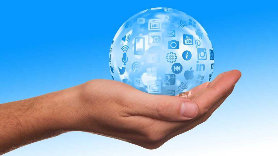 Transformacion digital red conectividad internet