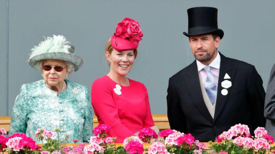 divorcios realeza reina isabel ii