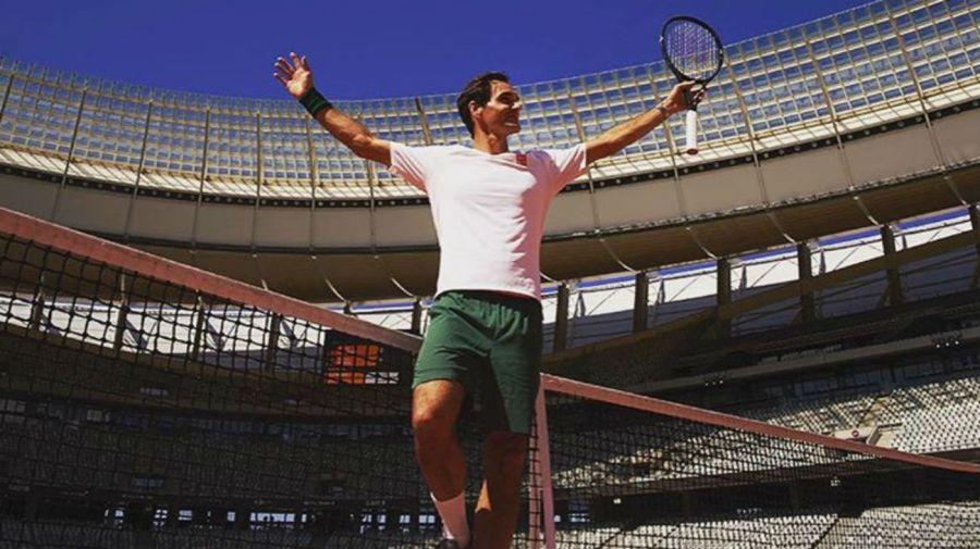federer tenis @rogerfederer 20022020