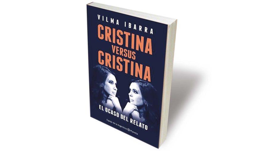 Libro Cristina vs. Cristina de Vilma Ibarra.