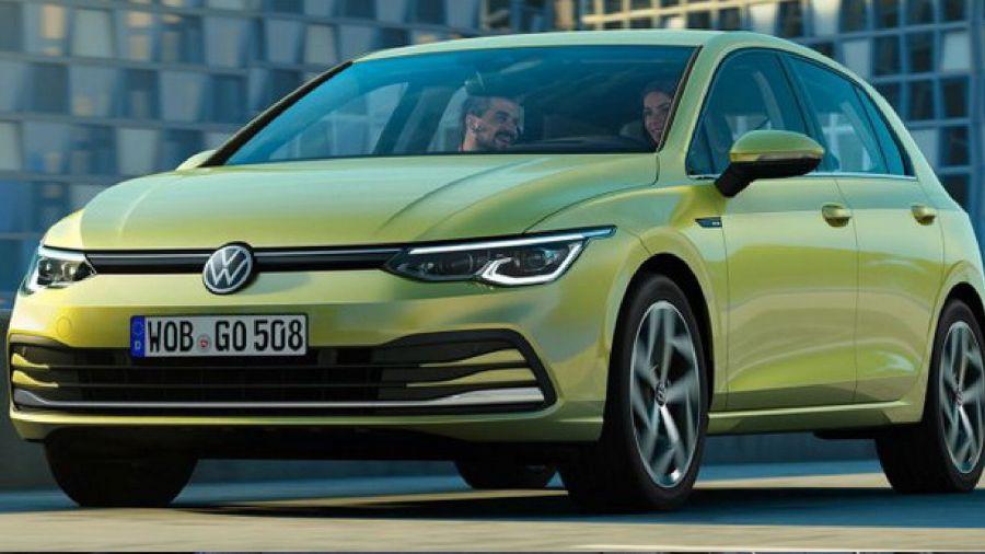Nuevo Golf GTI: Volkswagen mostró la primera imagen oficial