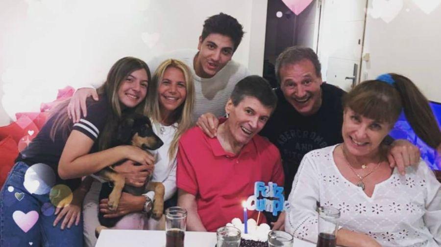 El último cumpleaños de Carlín Calvo