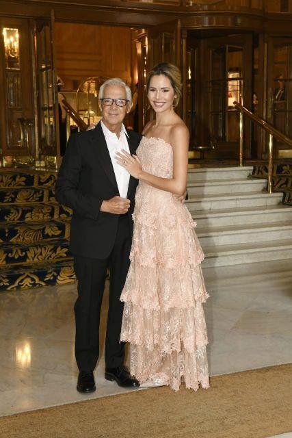 Casamiento Eduardo Costantini y Elina Fernández