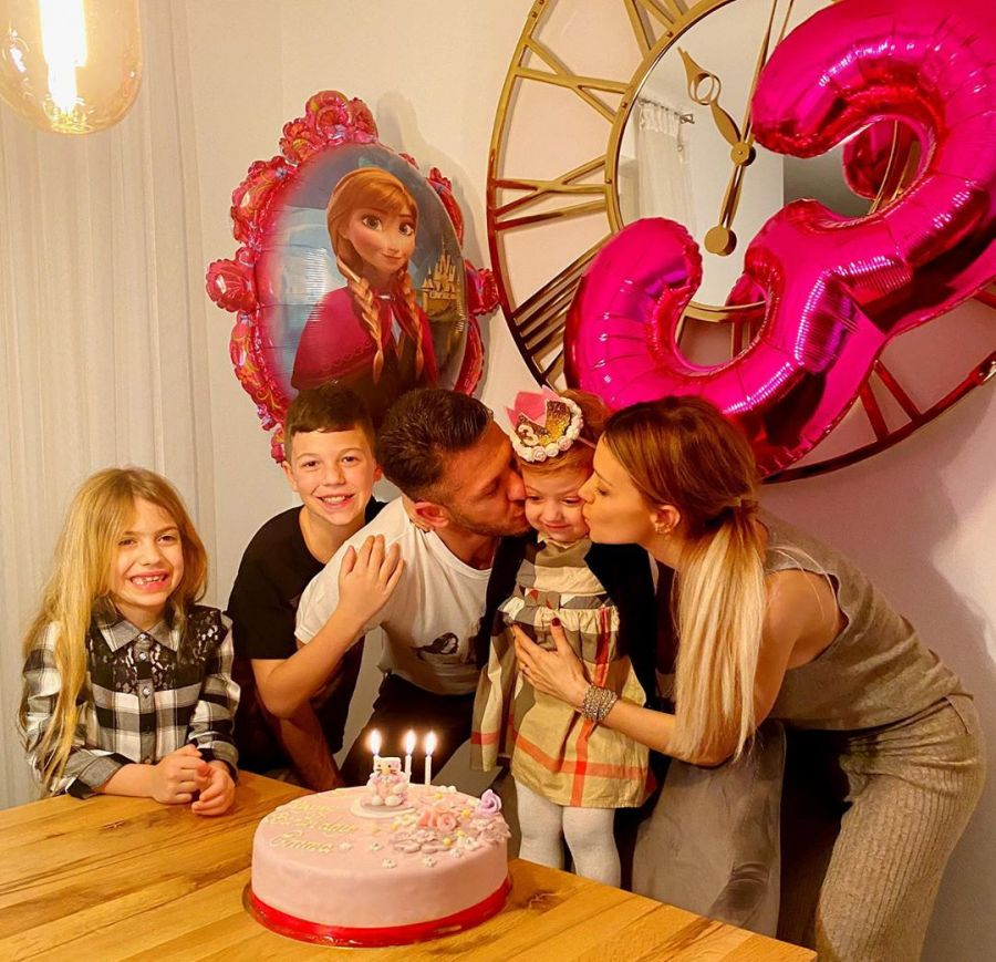 Cumpleaños Emma Demichelis