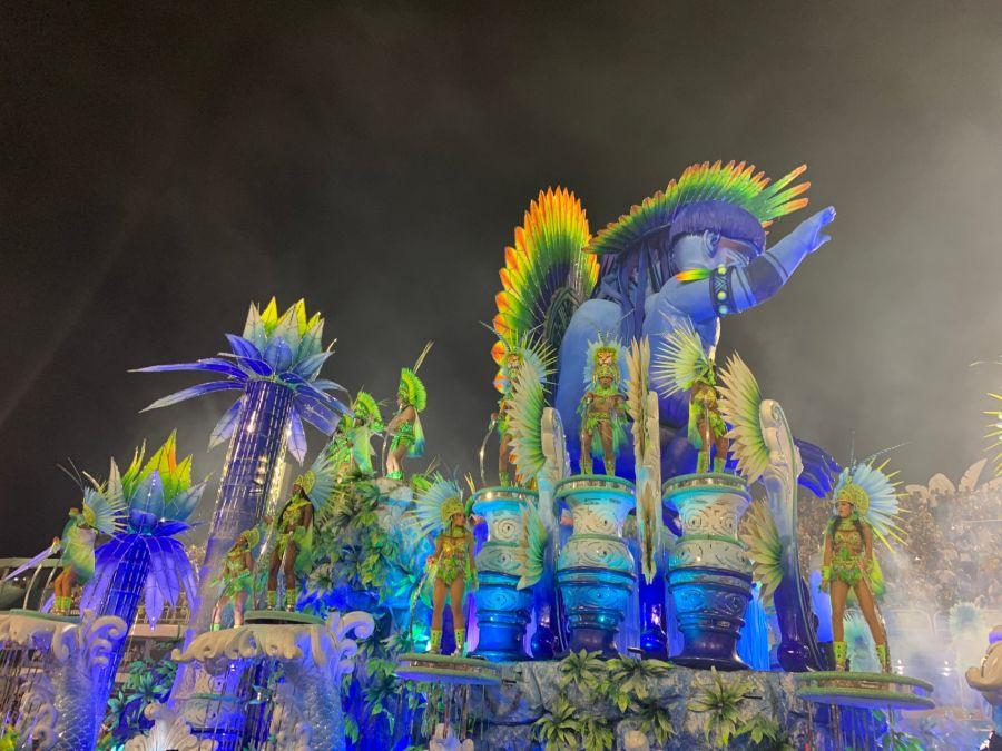 Carnaval Río 2020