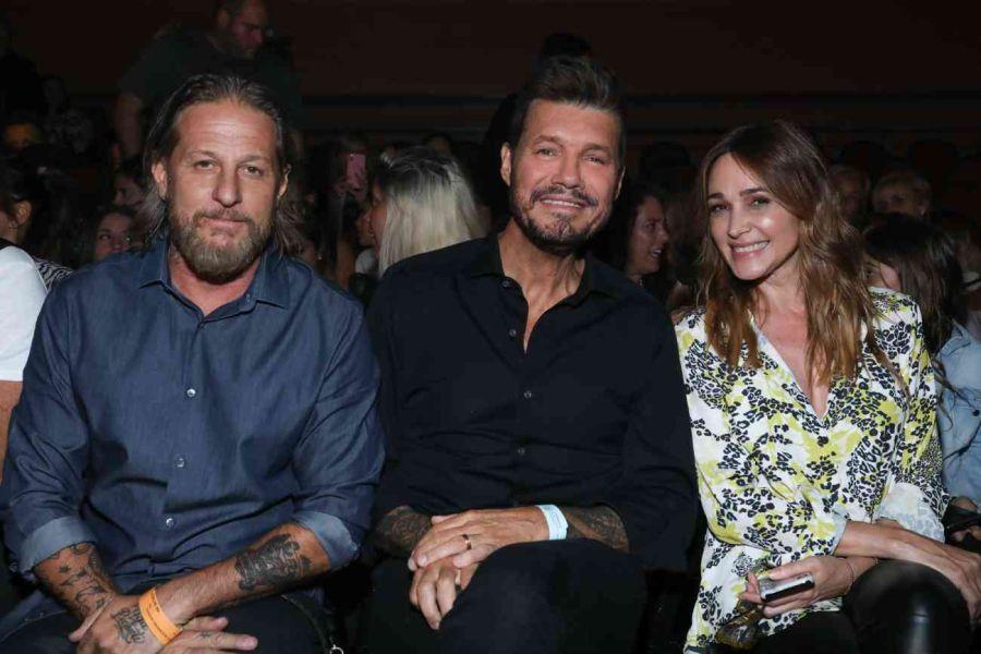 Juanita Tinelli debutó como modelo para la firma de Cynthia Kern y Federico Bonomi, sus suegros