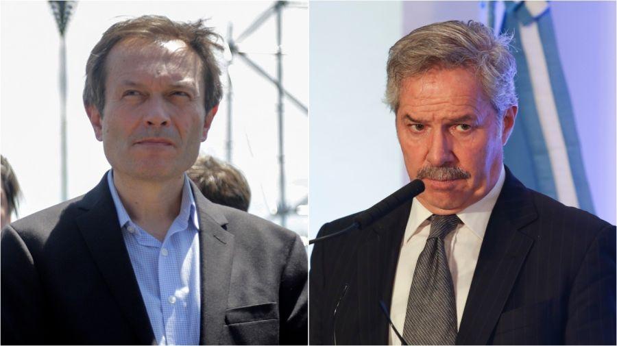 Solá y Béliz viajan a Uruguay para la investidura de Lacalle Pou.